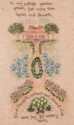 Embroidery Styles and Patterns