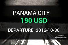 Flight from Chicago to Panama City by Copa #travel #ticket #flight #deals   BOOK NOW >>>
