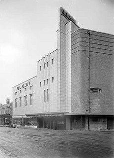Odeon Cinema, King Street, Lancaster, Lancashire