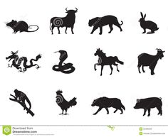 asian zodiac designs - Google Search