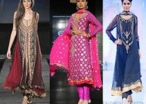 Pakistani Party Wear Dresses For Women and Girls