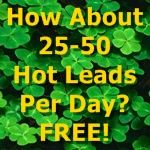 Need more leads for your business?  We have the solution.  http://www.FaceBook.com/FredRaleyMarketing