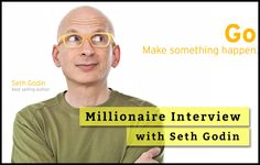 Seth Godin – You Cannot Measure Success with a Bank Balance