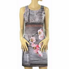 Culito From Spain Dress Rama Con Flor 26A