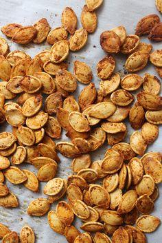 BEST pumpkin seed recipe!