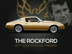 """Actually, all of them (1974 to 1978) are present-day TV car legends, though it is true that the cars used in the last seasons were actually Firebird Formulas redressed as Esprit (or in the case of the later TV movies, base Firebird) models; the handbrake- (also called """"J-turn) turn reversing maneuver famous from the series, is now almost universally known as """"the Rockford""""."""