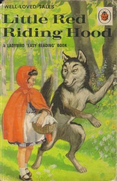 Ladybird Little Red Riding Hood