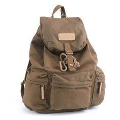 Canvas DSLR Camera Backpack