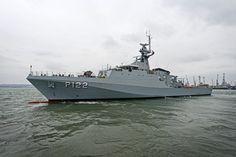 Navio de Patrulha Oceânica | Guerra & Armas