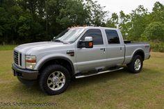 2008 F250