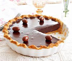 Mogyorós csokoládétorta - Stahl.hu Nigella, Tart Recipes, Food And Drink, Lemon, Easter, Chocolate, Baking, Steel, Cake Recipes