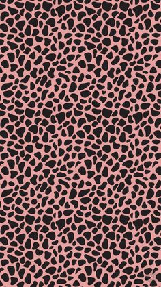 Pink and black leopard Animal Print Wallpaper, Graphic Wallpaper, Iphone Background Wallpaper, Tumblr Wallpaper, Cool Wallpaper, Pattern Wallpaper, Cute Backgrounds, Aesthetic Backgrounds, Aesthetic Wallpapers