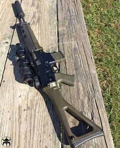 Airsoft Guns, Weapons Guns, Guns And Ammo, Ar Pistol, Arsenal, Battle Rifle, Submachine Gun, Fire Powers, Firearms