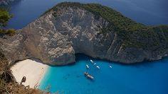 Navagio, Grécia