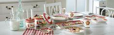 Belle vaisselle de Noel / Winter Bakery