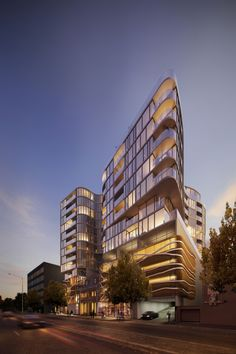 Silverleaf Melbourne By Buchan Group Visualisation Scharp