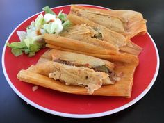 Tamales De Res (How To) Easy Beef Tamales.  Super delicous!