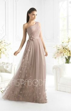 2013 Long One Shoulder Evening Party Formal Cocktail Prom Dresses Wedding Gown Grey Evening Dresses, A Line Prom Dresses, Cheap Prom Dresses, Cheap Wedding Dress, Stylish Dresses, Evening Gowns, Wedding Gowns, Bridesmaid Dresses, Formal Dresses