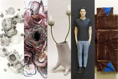 """""""Summer Group Exhibition 2015"""" at Makari Japanese Antiques, July 18- August 29, 2015."""