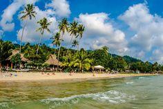 Koh Chang, Thailand #thailand #island #paradise