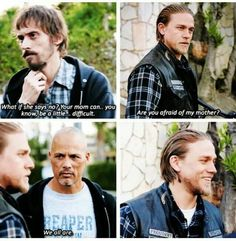 Community Post: 26 Of The Funniest Moments From Sons Of Anarchy