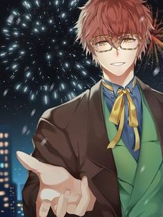 mystic messenger and luciel choi 이미지