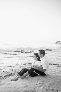Could do this on Dauphin Island La Jolla Engagement : Ali  and  Ben - Jasmine Star Blog Star Photography, Couple Photography, Engagement Photography, Engagement Session, Beach Couples, Couple Beach, Romantic Couples, Engagement Inspiration, Engagement Pictures