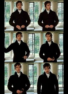 This scene is one of the reasons why I love Matthew´s Darcy.