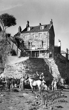 The Ponies c1955, Robin Hoods Bay