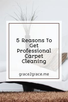 5 Reasons To Get Professional Carpet Cleaning Professional Carpet Cleaning, Environmental Health, Carpet Cleaners, Lifestyle Group, Air Pollution, Mold And Mildew, How To Clean Carpet, Home Look, Animals For Kids
