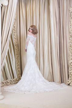 Yusupova Couture wedding dress , style Brivaielle