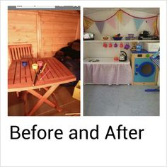 1000 images about wendy house on pinterest wendy house for Wendy house ideas inside