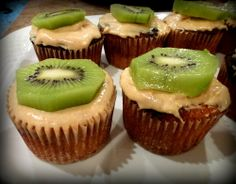 Mango Cupcakes (gluten-free, Paleo, dairy-free option, nut-free option)  @Yes to Yummy