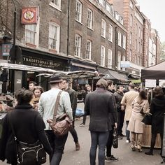 New video from Leather Lane market this week #london #leatherlane #film 🎥