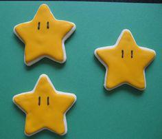Starmen cookies