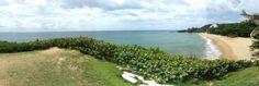Playa cerca del Faro, Rincon, PR