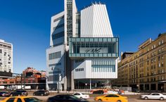 Whitney Museum of American Art by Renzo Piano Building Workshop in collaboration with Cooper Robertson