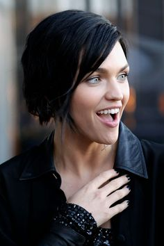 Can We All Just Take A Moment To Appreciate Ruby Rose?