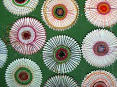 paper plate looms