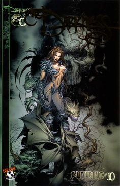 Witchblade #10 - Witchblade & The Darkness (Issue)