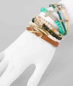BKE Infinity Bracelet Set