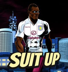 Aston Villa 2014-15 Macron Away