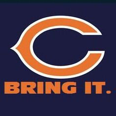 Go Bears  Lets Be Big Bad Bears against the Packers!!!!!!!