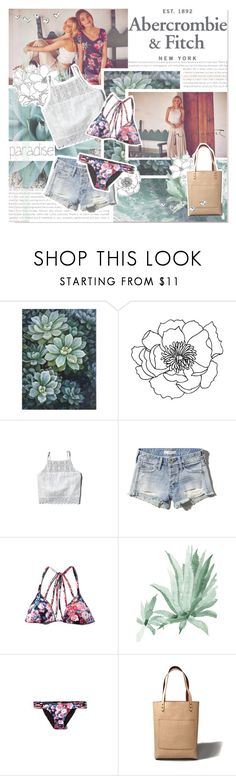 """""""The A&F Summer Getaway Giveaway: Contest Entry"""" by kearalachelle ❤ liked on Polyvore featuring Abercrombie & Fitch, Uttermost, abercrombie and abercrombieandfitch"""