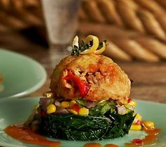 Lobster crab cakes are perfect for summer dinners!