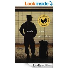 Redeployment  by Phil Klay.   This book continues in the tradition of The Things They Carried by bringing readers into the chaos of the lives of soldiers at home and in Iraq with brutal honesty.