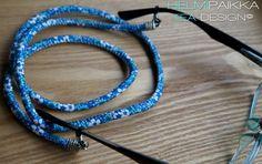 Sininen silmälasinauha