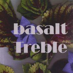 Basalt - Treble, Pink