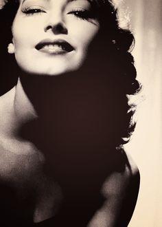 Ava Gardner - http://deepdownworld.tumblr.com/post/17974806723/ava-gardner-enough-said