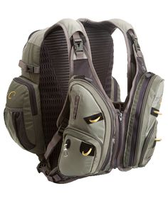 William Joseph | EXODUS I like this as a scout pack combo. Perhaps canvas and leather pack, with a leather front that buckles to a canvas set of braces for wearing solo.